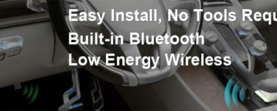 Easy install. Plug and play!