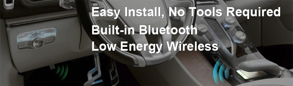 Easy install. Plug and play!